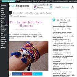 DIY — Le Bracelet façon Hipanema