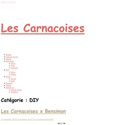 DIY - Les Carnacoises