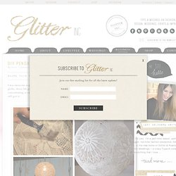 Glitter Weddings - StumbleUpon