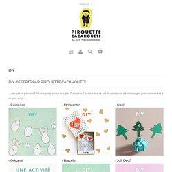 DIY Pirouette cacahouète