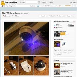 DIY PTZ Dome Camera - All