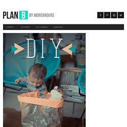 DIY / les sacs de rangement en tissu — planB par Morganours