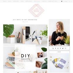 DIY Ways To Get Organised