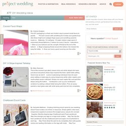 DIY Wedding - Project Wedding - (Current Session: Android Market