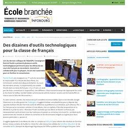 Des dizaines d'outils technologiques pour la classe de français