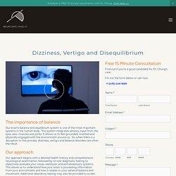 Dizziness Treatment Services in San Francisco, CA — NEUROAXIS HEALTH
