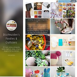 DIzzYmaiden's DIY Foodies & Craftsters