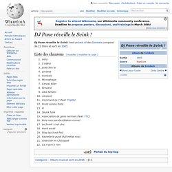 DJ Pone réveille le Svink !