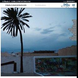 A Djerba, le street art étend sa toile