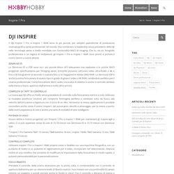 DJI Inspire - dji.cloud