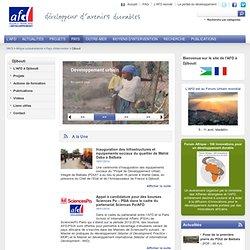 Portail Djibouti - Agence Française de Développement (AFD)