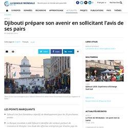 Djibouti prépare son avenir en sollicitant l'avis de ses pairs