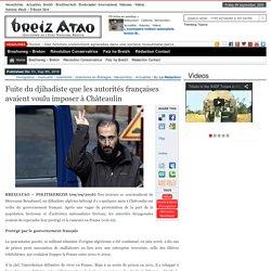 Fuite du djihadiste que les autorités françaises avaient voulu imposer à Châteaulin