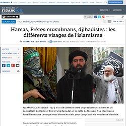 Hamas, Frères musulmans, djihadistes : les différents visages de l'islamisme