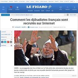 Comment les djihadistes français sont recrutés sur Internet