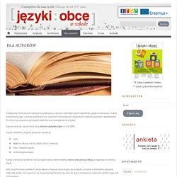 Języki Obce w Szkole