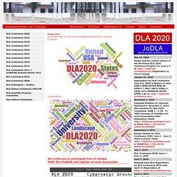 Landschaftsinformatik: DLA Conference