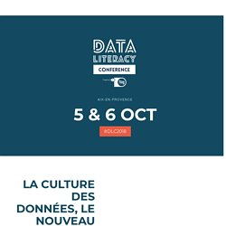 #DLC2018 – Data Literacy Conference 2018