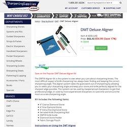 DMT Deluxe Aligner