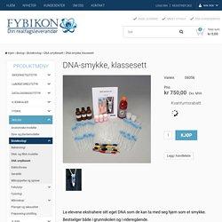 DNA-smykke, klassesett - FYBIKON
