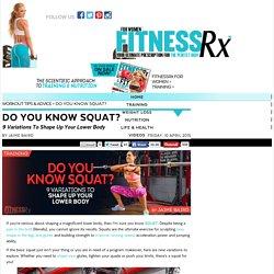 Do You Know Squat?