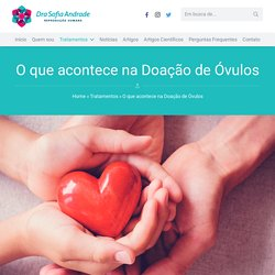 Doação de óvulos, tudo sobre o tratamento
