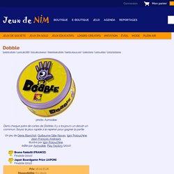Dobble: jeu de société chez Jeux de NIM