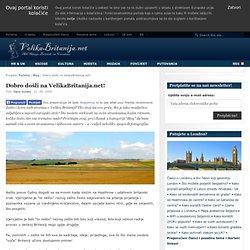 Dobro došli na VelikaBritanija.net!