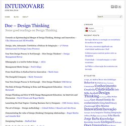 Doc – Design Thinking
