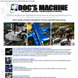 Doc's Machine & Airsmith Services