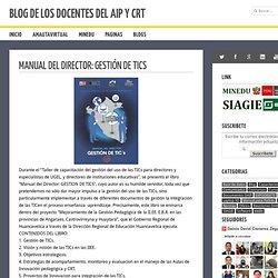 Manual del Director: Gestión de TICs