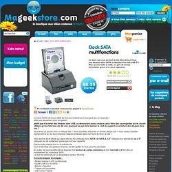 Dock SATA multifonctions