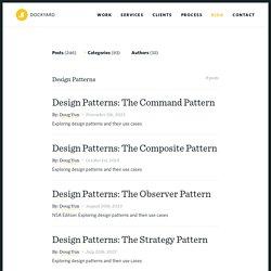 DockYard Blog - Design Patterns Articles