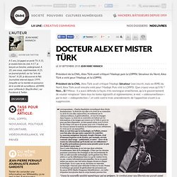 Docteur Alex et Mister Türk » Article » OWNI, Digital Journalism