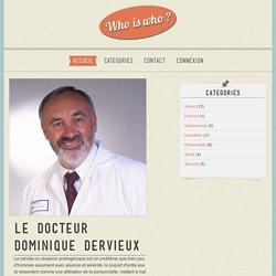 Docteur Dervieux et la MaxiGreffe 3D