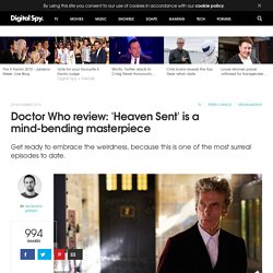 Doctor Who review: 'Heaven Sent' is a mind-bending masterpiece