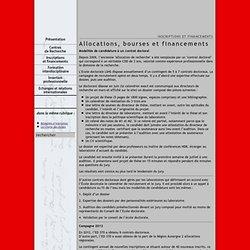 Ecole Doctorale Lettres, Sciences Humaines et Sociales