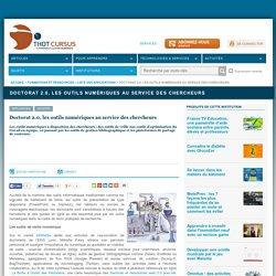 Doctorat 2.0, les outils numériques au service des chercheurs