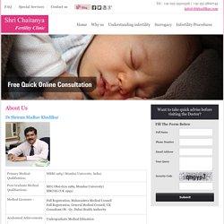 IVF Specialist in Mumbai