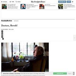 Doctors, Revolt!