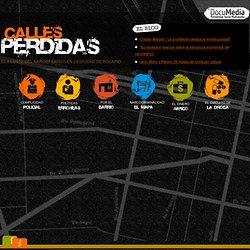 Calles Perdidas (trafic, drogue, gang, Rosario, Santa Fe, Argentine)