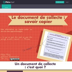 Document de collecte