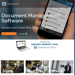 Document Management Software (DMS) for Business