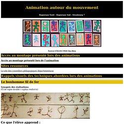 Le mouvement dans les arts