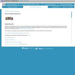 Documentação Disponível - Educação Especial