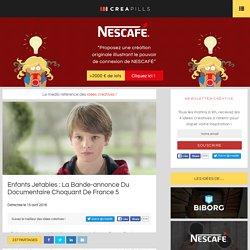 Enfants Jetables : la bande-annonce du documentaire choquant de France 5