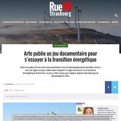 Arte publie un jeu documentaire pour s'essayer à la transition énergétique