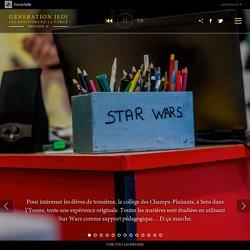 Star Wars, une enquête documentaire inédite : Génération Jedi