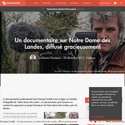 Un documentaire sur Notre Dame des Landes, diffusé gracieusement - Politique - Numerama