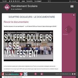 Revoir le documentaire - Harcèlement scolaire - Francetv.fr